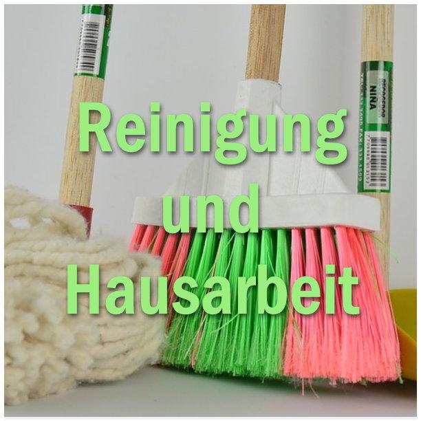 Reinigung Hausarbeit 600 600